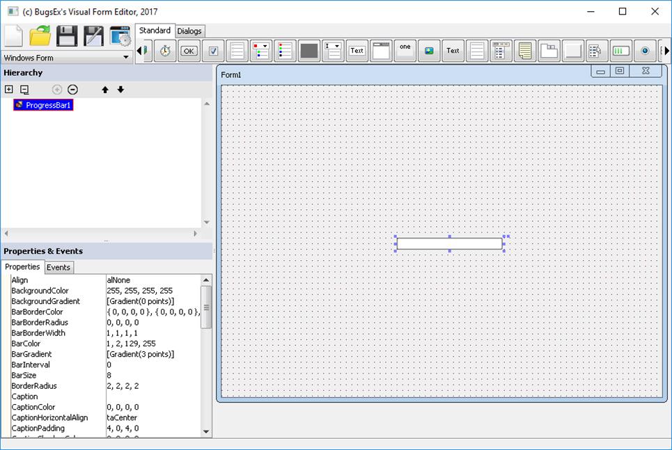 Nitisa - Free C++ GUI Framework